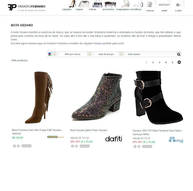 Buscador de moda feminina promove economia de tempo para consumidoras de moda