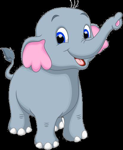Lindas Gifs E Imagens Desenhos Elefante Dumbo Em Png