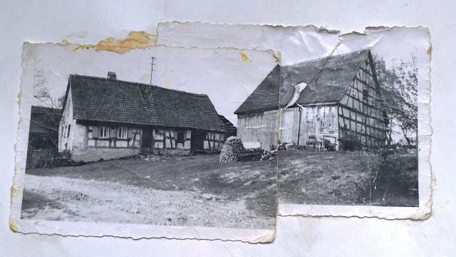 historische Ansicht unseres Grundstückes (c) by Joachim Wenk