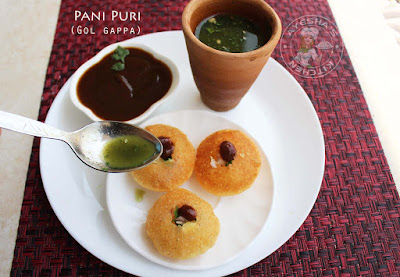 pani puri street food golgappa ayeshas kitchen kerala mumbai hyderabad