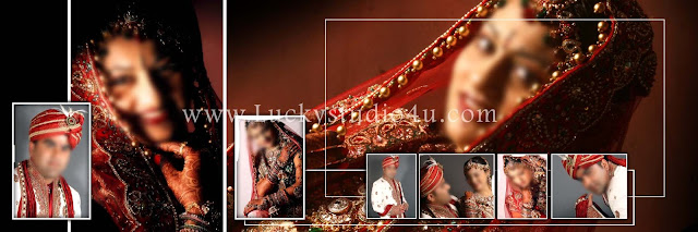 Kerala Wedding Album Design