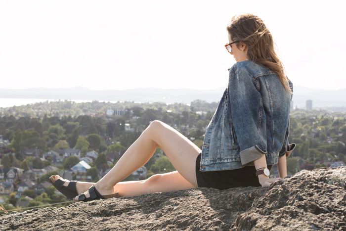 Vancouver Fashion Blogger, Alison Hutchinson, from Styling My Life