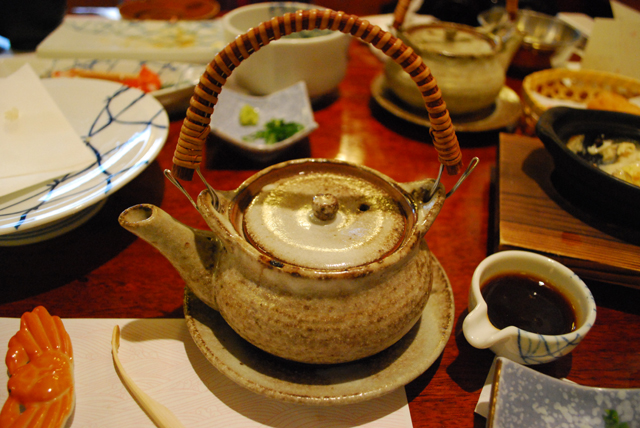 Dobin Mushi Teapot soup. Tokyo Consult. TokyoConsult.
