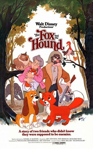 Watch The Fox and the Hound (1981) Online For Free Full Movie English Stream