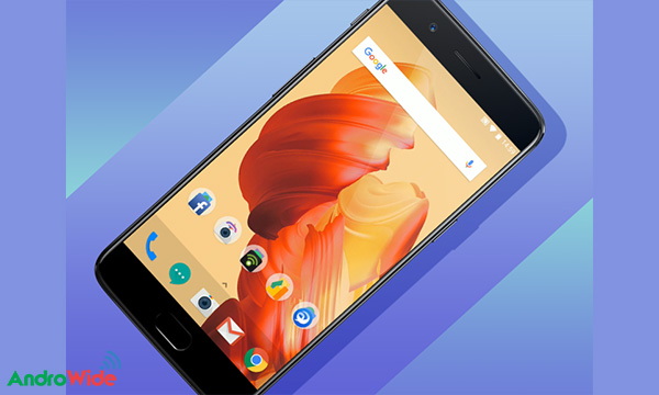 enabling onscreen buttons on oneplus 5
