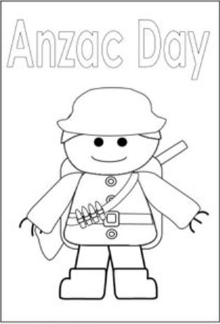 Husband Love Quotes Wallpapers Anzac Day Drawings Print 2016 Anzac Color In Activities