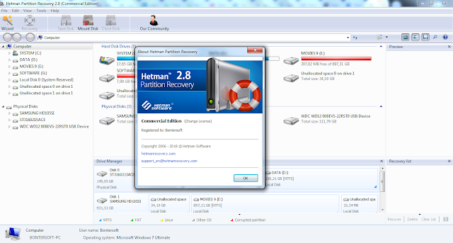 Hetman Partition Recovery 2.8 Full Version