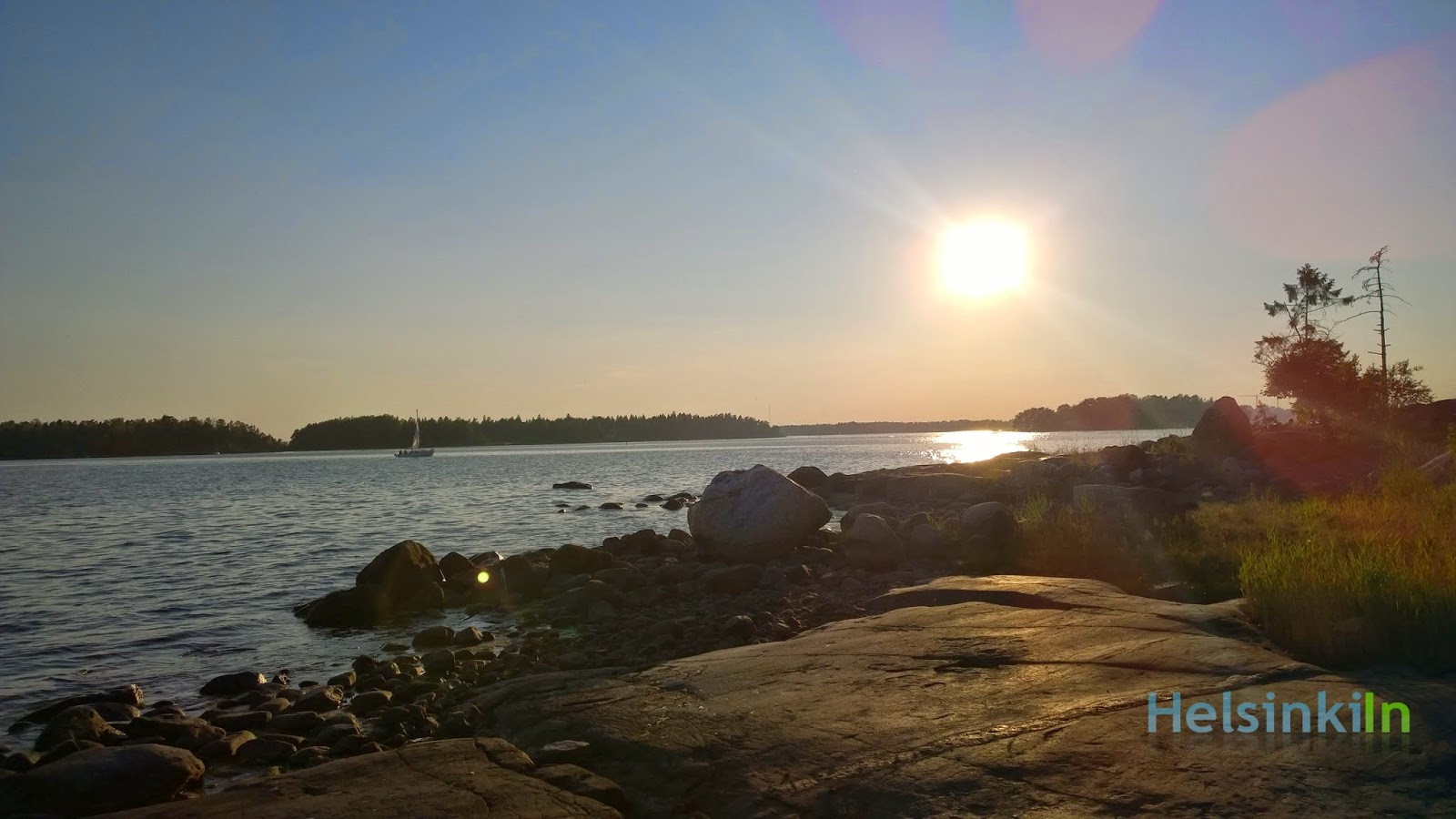 Rocks at Lauttasaari