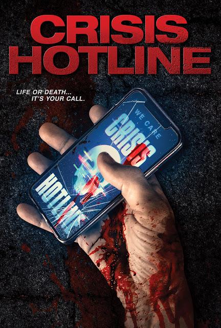 Crisis Hotline Poster