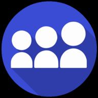 myspace colorful icon