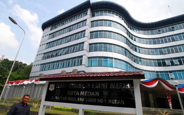 Diwarnai Protes, Ini Komposisi Personalia BKD DPRD Medan Yang Baru