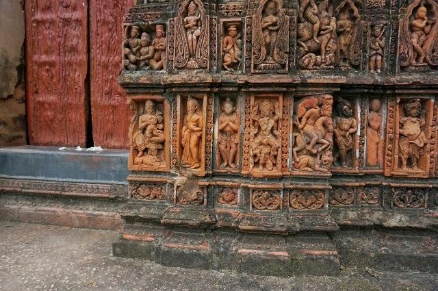 Temples of Sribati Village