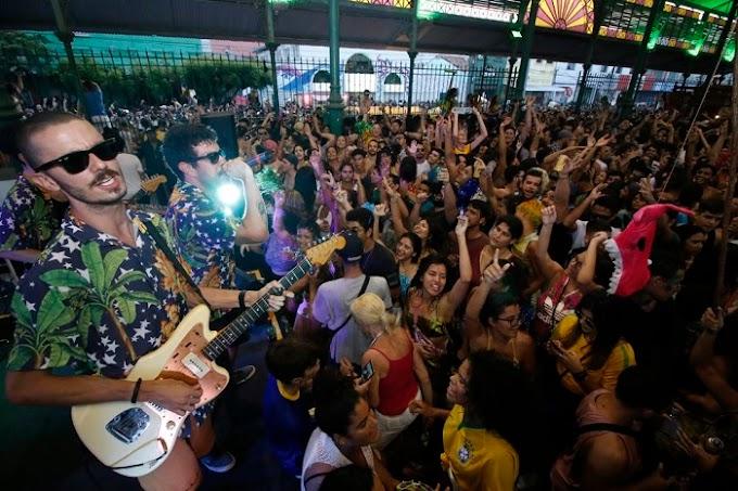 Glitter cancela participação no pré-carnaval de Fortaleza