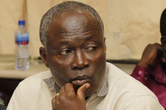 I will NEVER apologise for short comment - Nii Lantey Vanderpuye [Video]