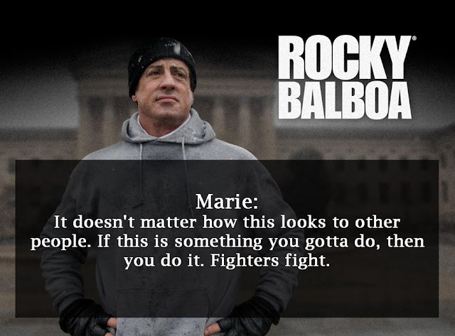 rocky balboa quotes, escapematter