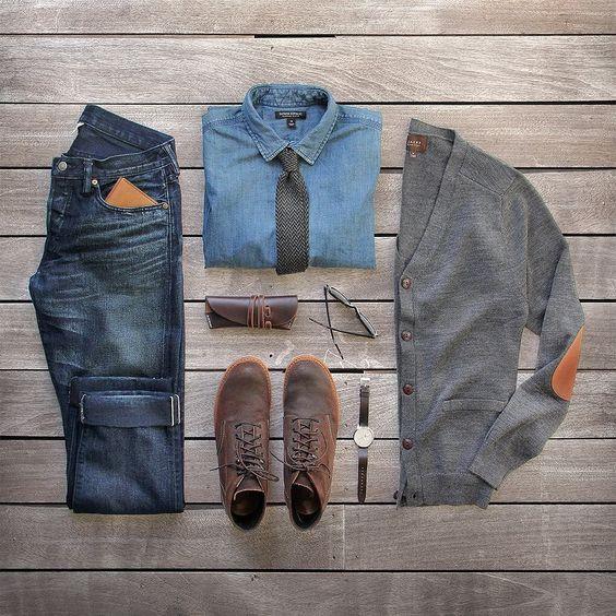 Conjunto ideias para roupas masculina social Calitta Brasil