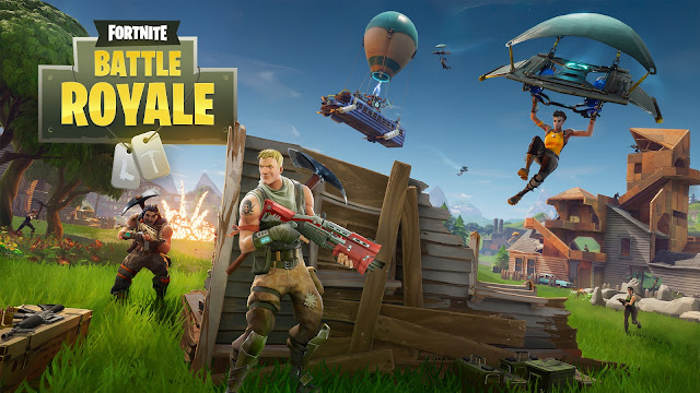 Fortnite Battle Royale for iPhone