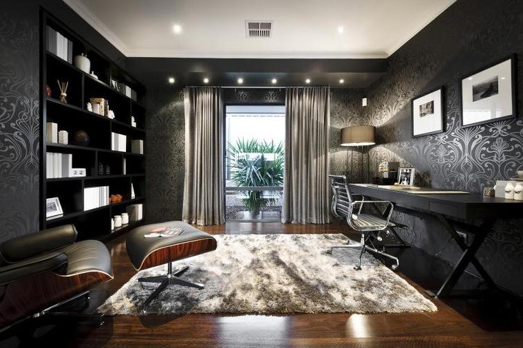 Decora Interi Home Office Modernos E Contemporan 234 Os