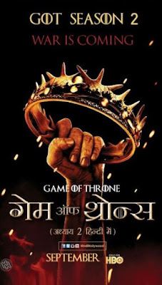 Game of Thrones S02 Hindi