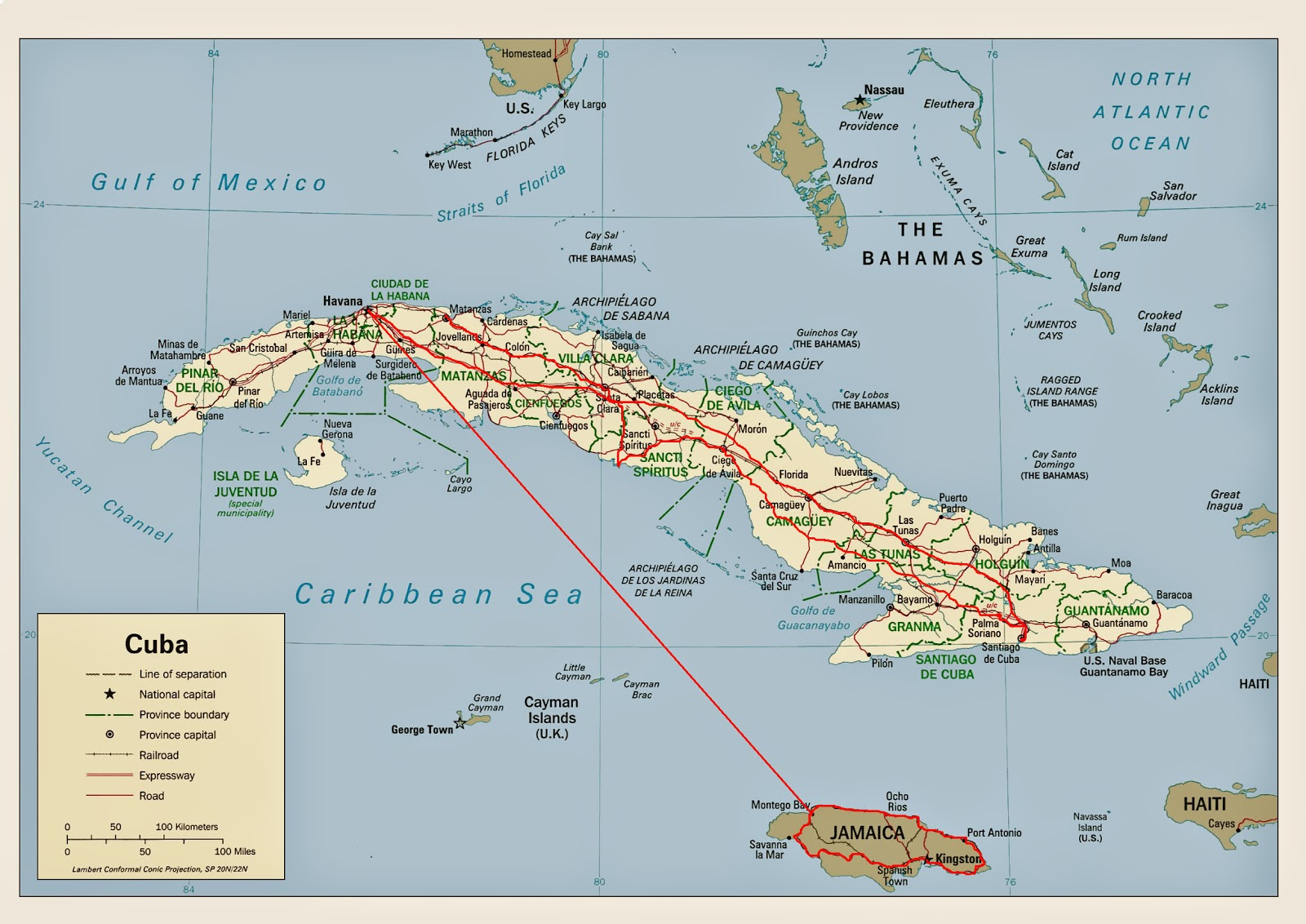 Cartina Italia Con Distanze Km.Guida Turistica Italiana A Cuba Organizzazione Vacanze Nella Isola