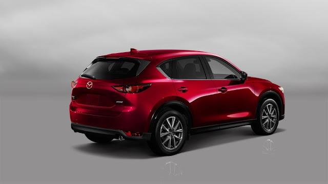 Mazda CX-5 2017 - Auto Show Los Ángeles