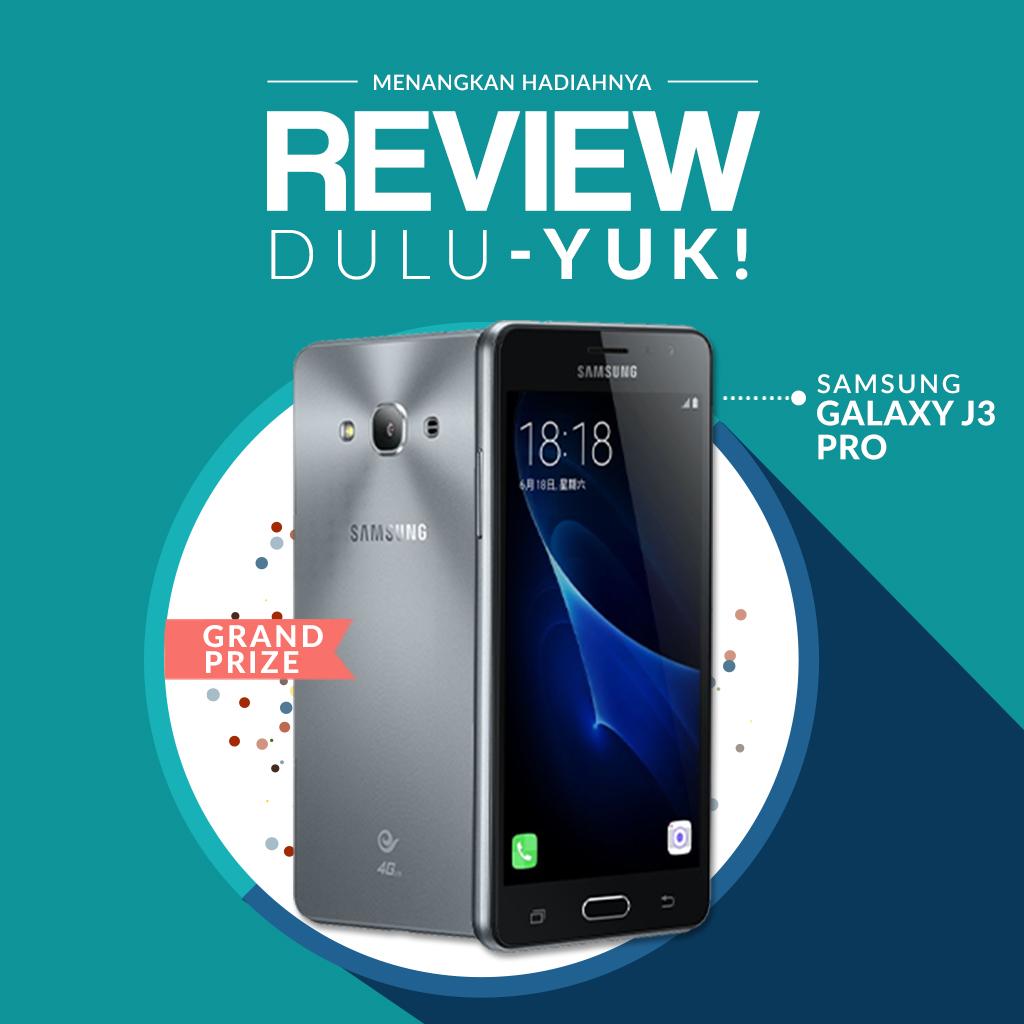 Info Lomba Kontes Review Dulu Yuk Pricebook Berhadiah Samsung