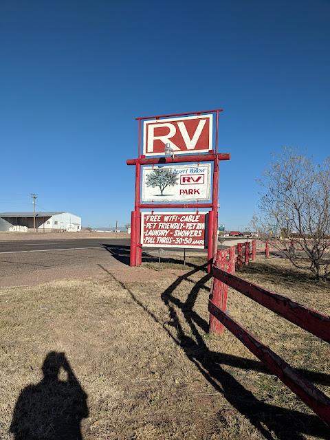 Van Horn Texas