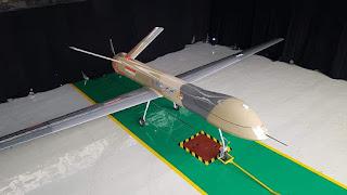 Drone Elang Hitam