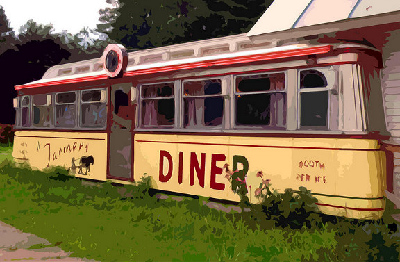 Farmers Diner! by Jean Hall