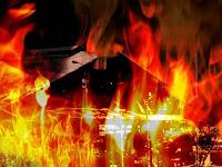 Pesantren Dibakar, Pengurus Minta Aparat Usut Pelakunya