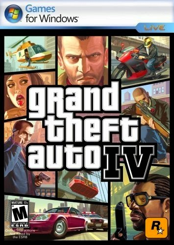 Free Grand Theft Auto IV Online Game Code
