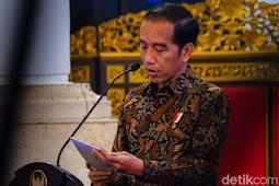 Soal Perusakan Baliho SBY, Jokowi: Mari Jaga Ketenangan