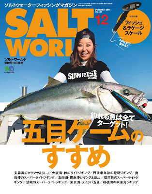 SALT WORLD(ソルトワールド) 2019年12月号 zip online dl and discussion