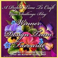 Alina T.'s DT Favourite Winner - Challenge 4