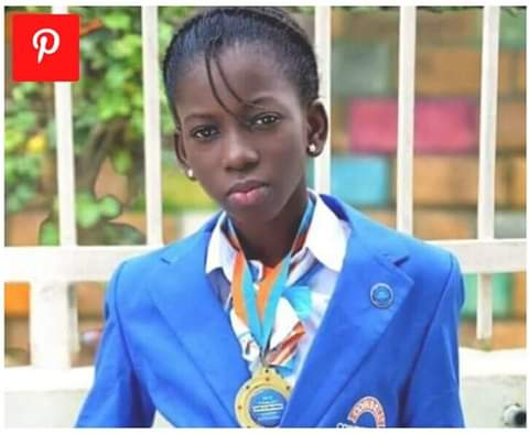 Meet Teen Oluwatunmise Idowu Who Reportedly Have ' Computer Brain'