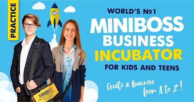 MINIBOSS BUSINESS INCUBATOR - creating projects from A to Z