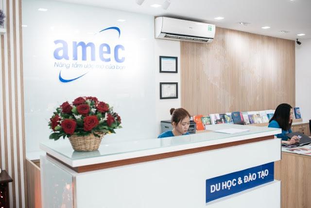 Văn phòng du học Hàn Quốc Amec