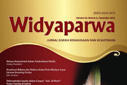 WIDYAPARWA Desember 2015