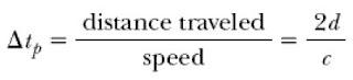 النظرية النسبية تمدد الزمن