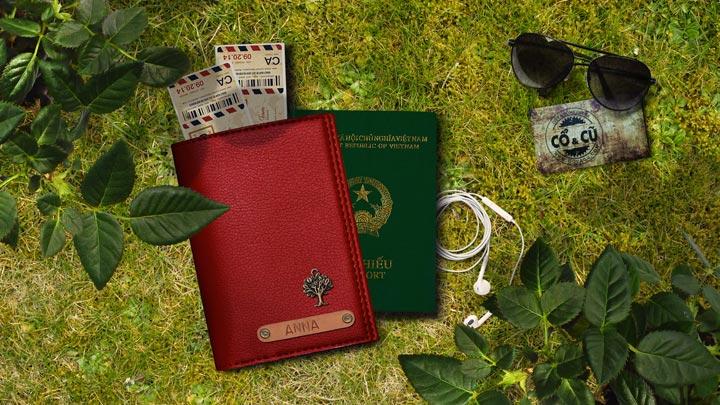 ví passport cho nữ cute