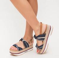 sandale frumoase de vara fara toc in tendinte