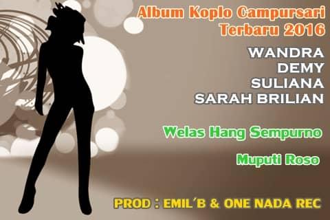 Album Campursari koplo dan Disco terbaru 2016
