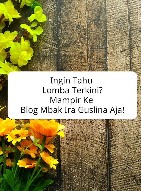 Informasi Lomba Blog Terbaru 2018