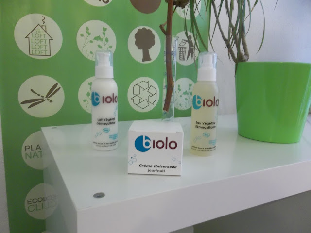 Expérience - Bienvenue dans les locaux de biolo !