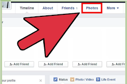 Make Facebook Photos Private