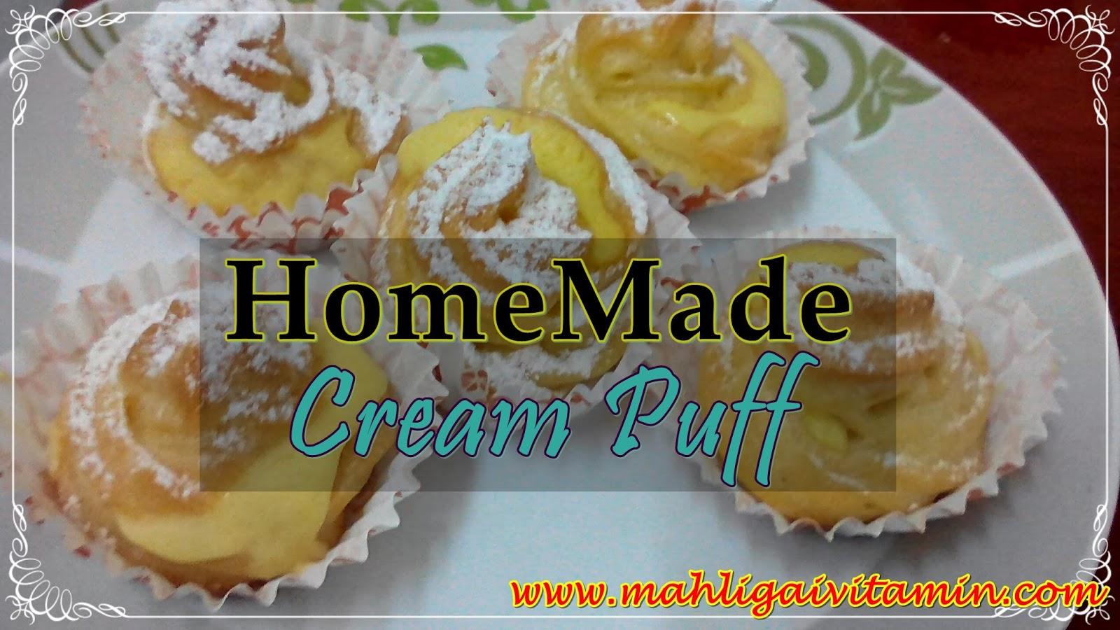 Resepi Cream Puff Filling Cream Cheese - copd blog g