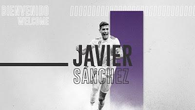 Oficial : Javi Sánchez cedido al Valladolid