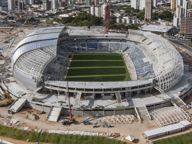 Arena das Dunas - Natal - Rio Grande do Norte - Brazil - World Cup 2014