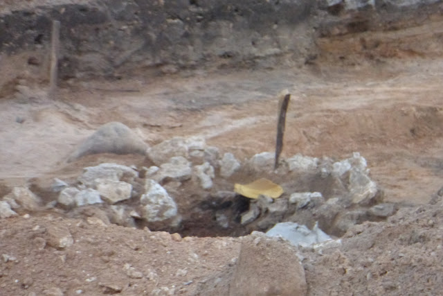 археологические раскопки в пскове