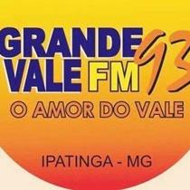 Ouvir agora Rádio Grande Vale FM 93,1 -  Ipatinga / MG